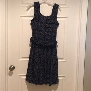 Bicycle dress by Effie's heart size l